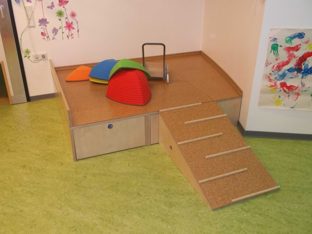 Ausbau Kindergarten