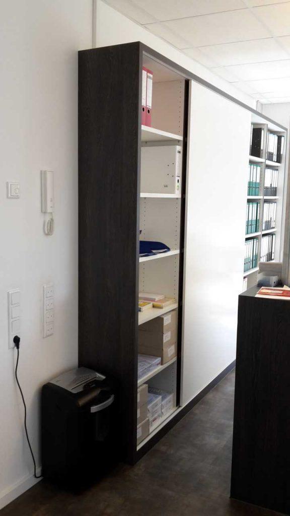 Empfangstresen und Büro Einrichtung