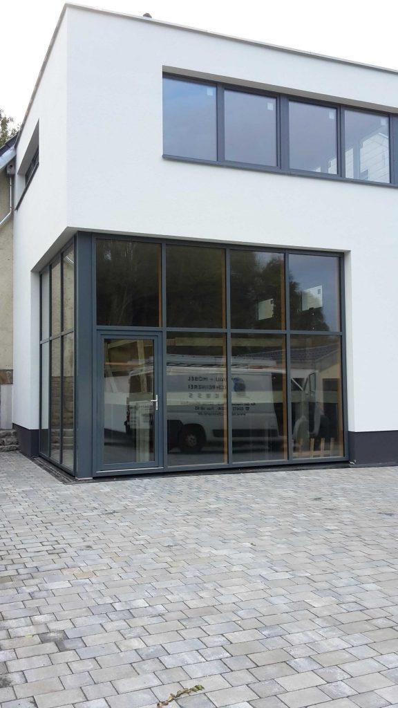 Pfosten – Riegel - Konstruktion